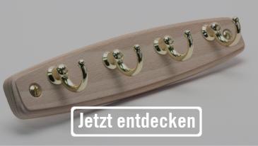 Schlüsselleiste aus Holz – Große Auswahl an Schlüsselleisten bei LGM Beschlag