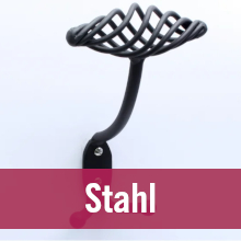 Kleiderhaken – Material Stahl
