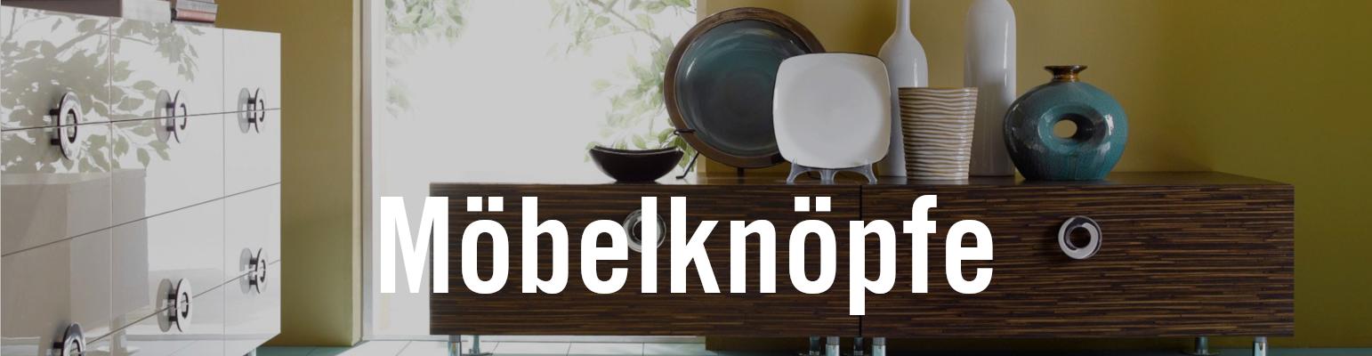 Möbelknöpfe – Weiße und dunkelbraune Kommoden mit Möbelknöpfen