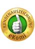 Ekomi Gold Zertifikat