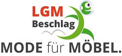 LGM-Beschlag Mode für Möbel Logo