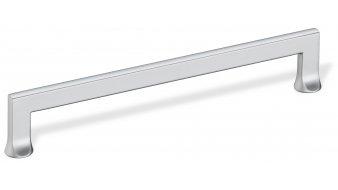 Design-Bügelgriff Herdecke Zamak verchromt matt | 0174x31x14 LA:160