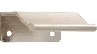 Möbelgriff Gilching, Schlicht Aluminium vernickelt feingeschliffen   0045x50x20 LA:32