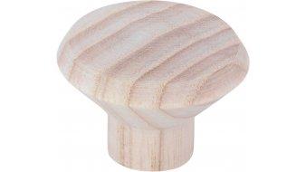Möbelknopf Kronshagen, Schlicht Holz esche roh | 0035x23x16