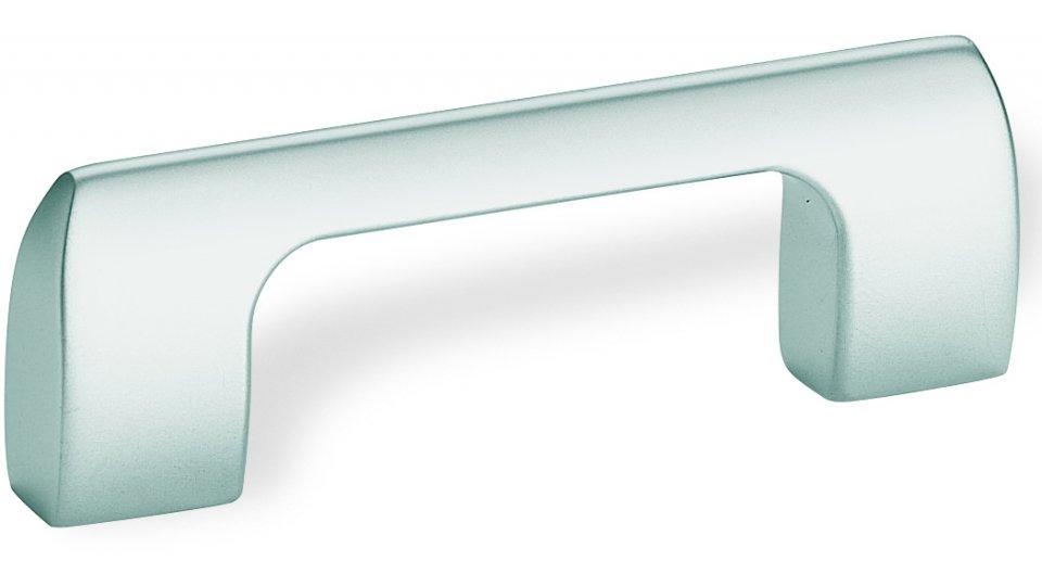 Design-Bügelgriff Coburg Zamak verchromt matt | 0080x29x12 LA:64