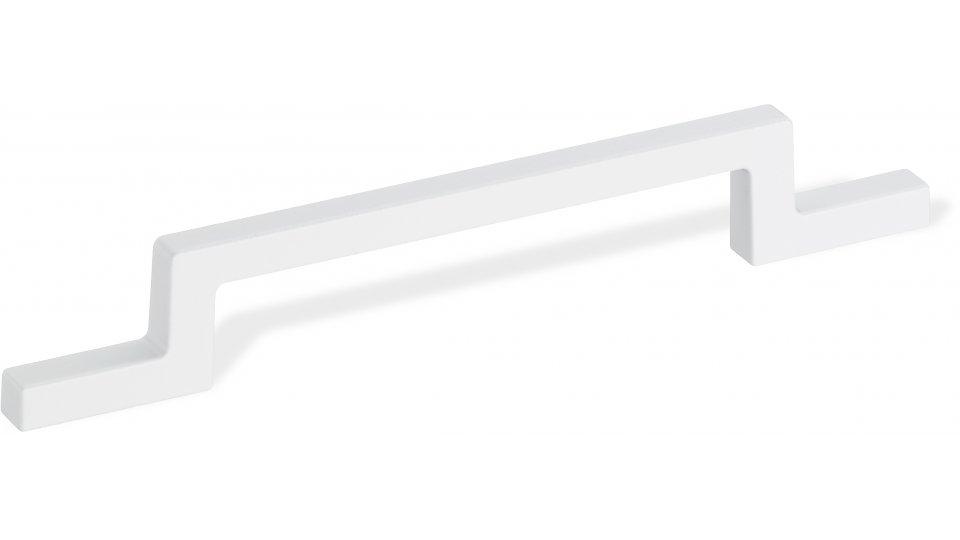 Design-Bügelgriff Leutkirch Zamak weiß | 0198x30x10 LA:128