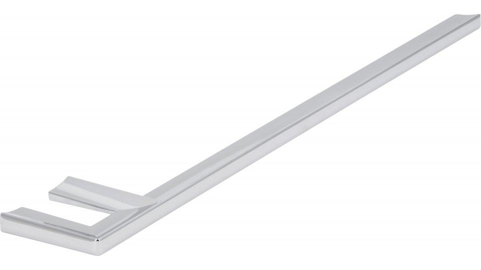 Handtuchhalter Neuenhagen, Modern Zinkdruckguß - Chrom glänzend | 380x10x58 LA:48