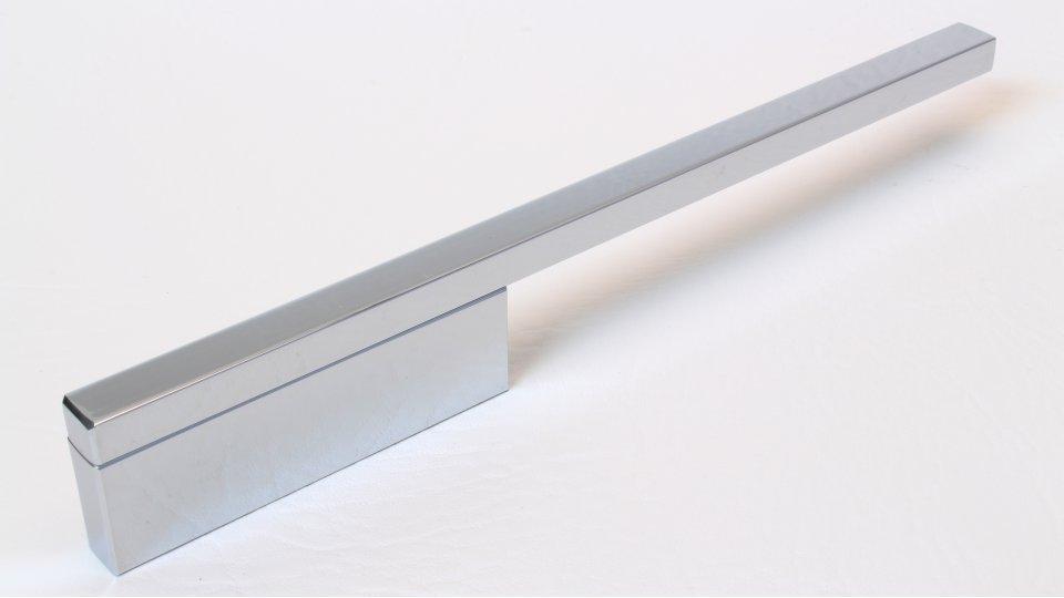 Handtuchhalter Planegg, Modern Aluminium chrom glänzend | 0200x29x10 LA:48