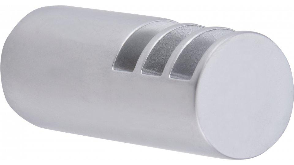 Kleiderhaken Olsberg, Modern Zinkdruckguß - Chrom matt | 16x16x40