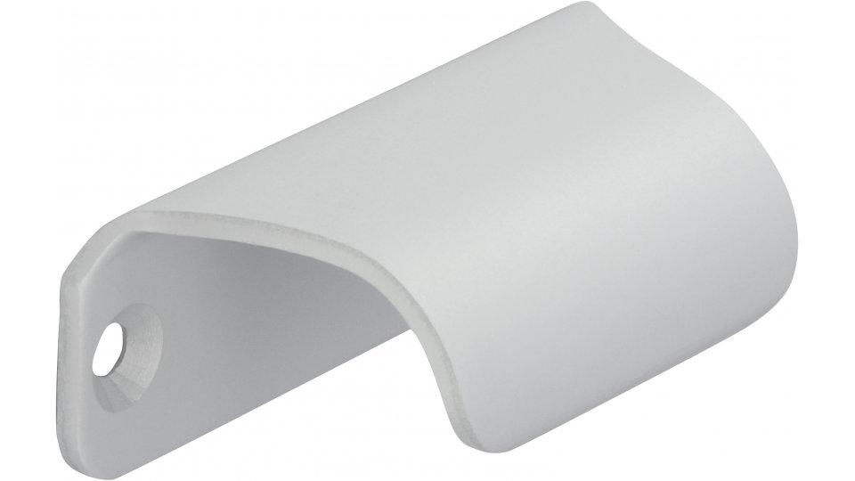 Möbelgriff Friedberg, Schlicht Aluminium - Natur matt | 60x20x27 LA:50