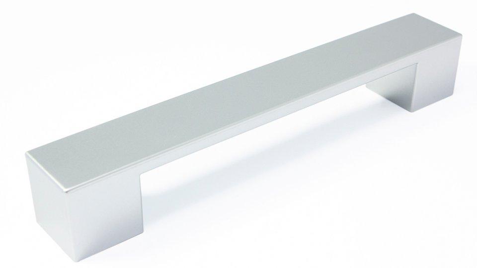 Möbelgriff Kirkel, Modern Kunststoff metallisiert - chrom | 0164x25x25 LA:128
