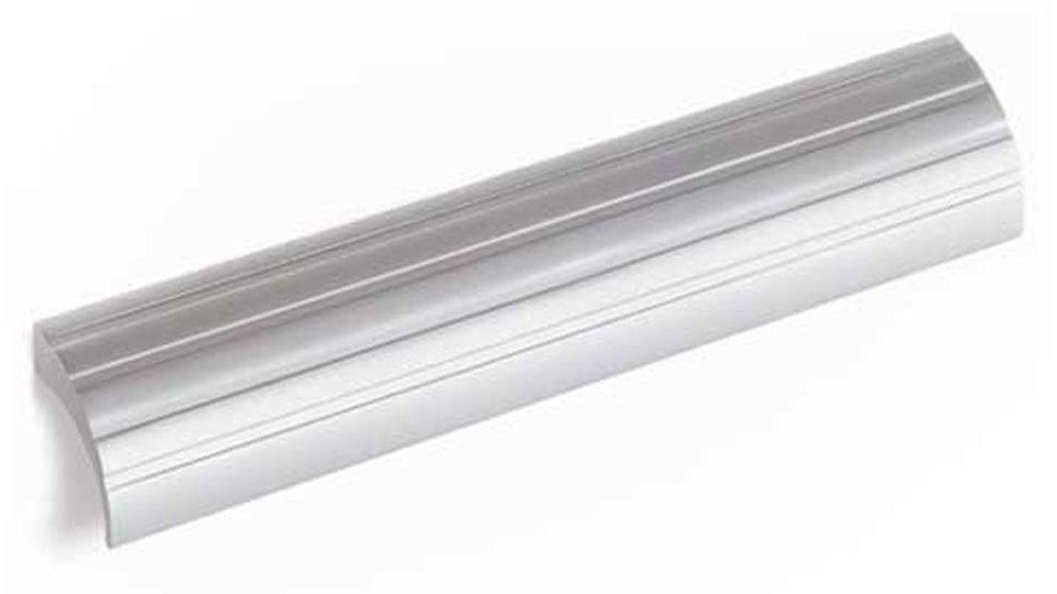 Möbelgriff Lebach, Schlicht Aluminium - Natur matt | 0140x34x27 LA:128