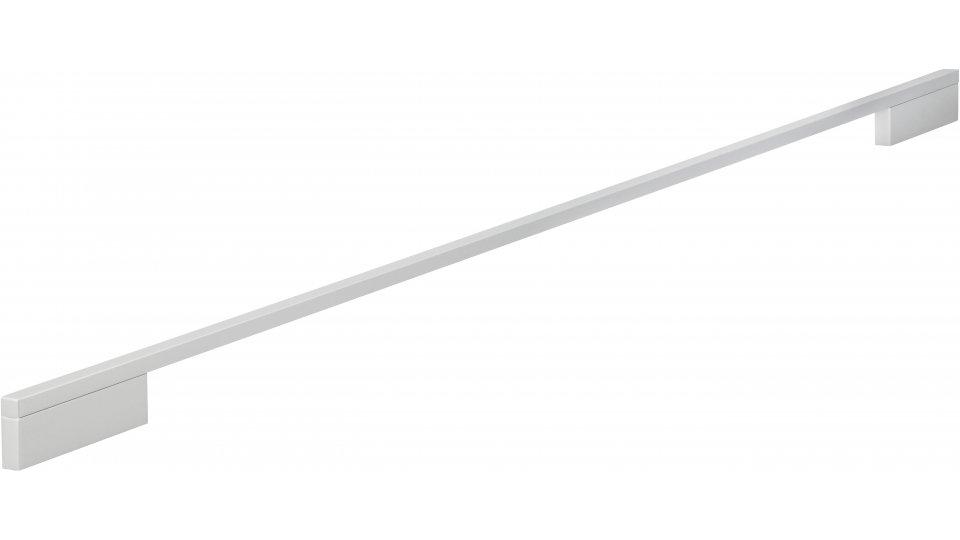 Möbelgriff Wendlingen, Modern Aluminium - Natur matt | 764x10x29 LA:640 und 736
