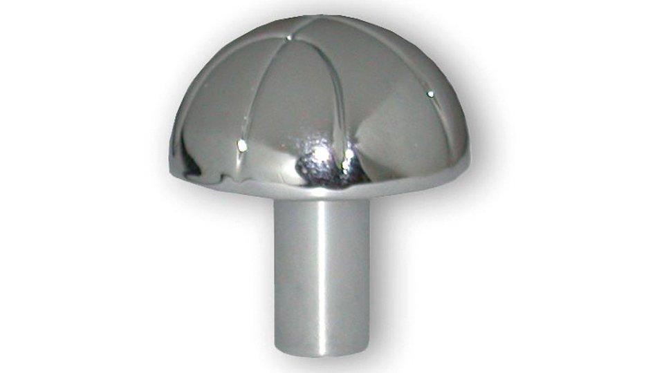 Möbelknopf Crimmitschau, Modern,  Design,  Kugel Druckguss chrom glänzend | 0025x27x8