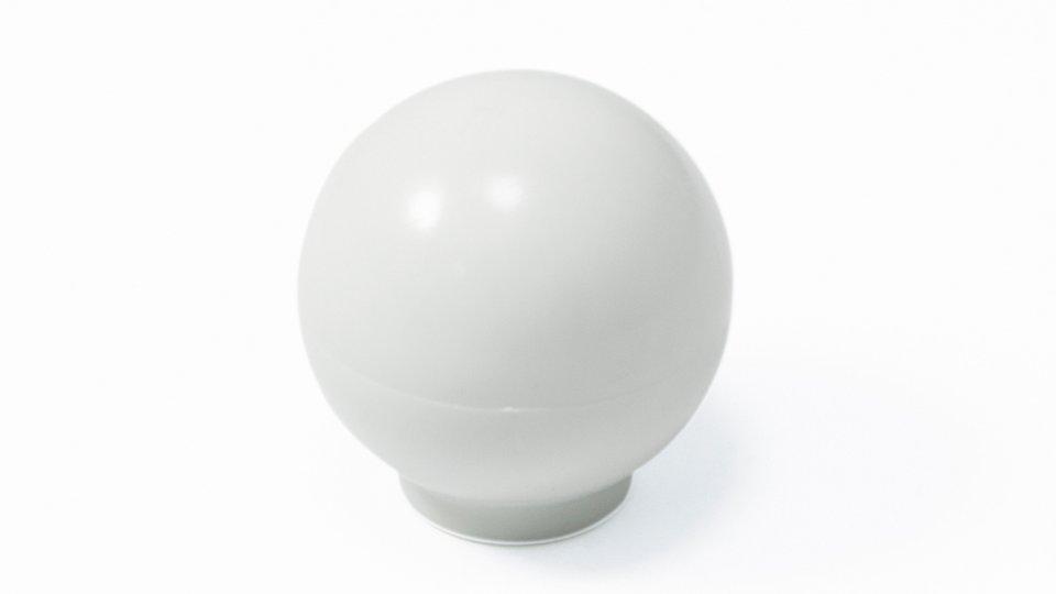 Möbel Weiß Geisenfeld möbelknopf hamm modern kugel kunststoff weiß 0029x29x30 46288