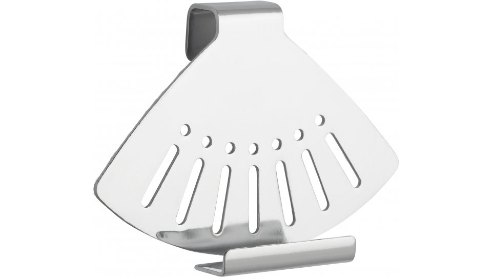 Türgarderobe Eschenburg, Modern Zinkdruckguß - Chrom glänzend | 92x68x36